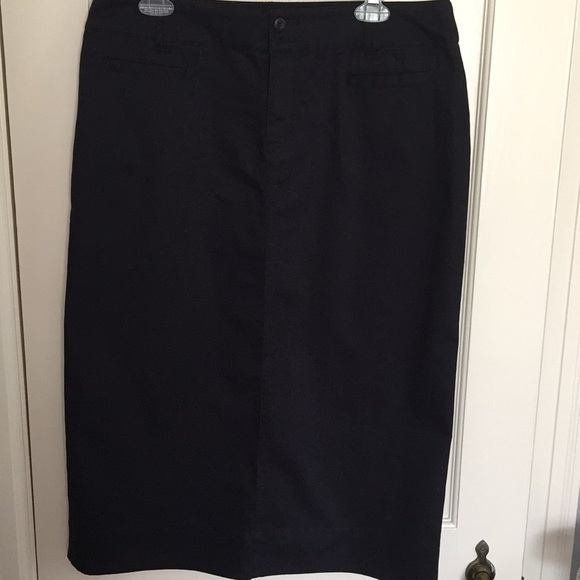 Christopher & Banks Dresses & Skirts - Women's Black Skirt